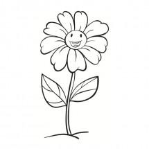 Coloriages Fleurs