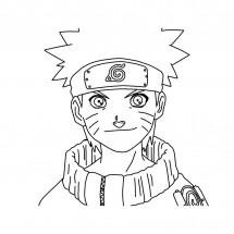 Coloriages Naruto