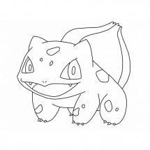 Coloriages Pokémon commencant par B