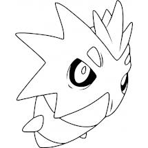 Coloriages Pokémon commencant par Y