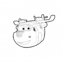 Coloriages Super Wings