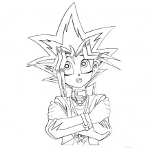 Coloriages Yu-Gi-Oh