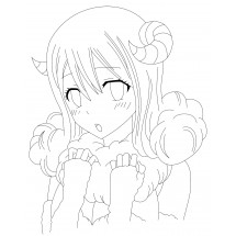 Coloriage Aries
