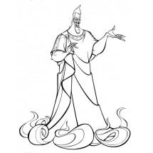 Coloriage Hadès