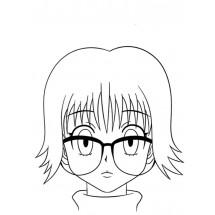 Coloriage Shizuku