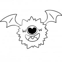 Coloriage Pokémon Chovsourir