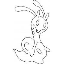 Coloriage Pokémon Colimucus