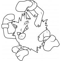 Coloriage Pokémon Colossinge