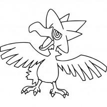 Coloriage Pokémon Cornèbre