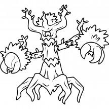 Coloriage Pokémon Desséliande