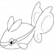 Coloriage Pokémon Écayon
