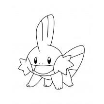 Coloriage Pokémon Gobou