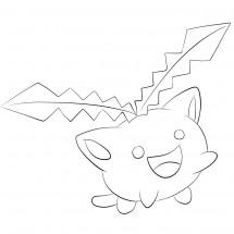 Coloriage Pokémon Granivol