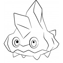 Coloriage Pokémon Grelaçon