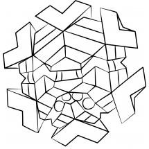 Coloriage Pokémon Hexagel