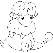 Coloriage Pokémon Lainergie