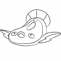 Coloriage Pokémon Limonde
