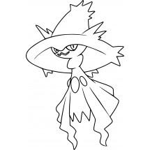 Coloriage Pokémon Magirêve