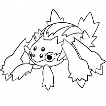 Coloriage Pokémon Mygavolt