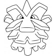 Coloriage Pokémon Pomdepik