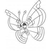 Coloriage Pokémon Prismillon