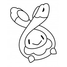Coloriage Pokémon Rozbouton