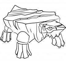 Coloriage Pokémon Séracrawl